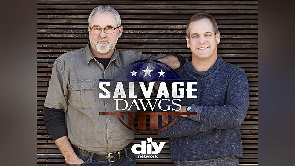 Salvage Dawgs Season 1