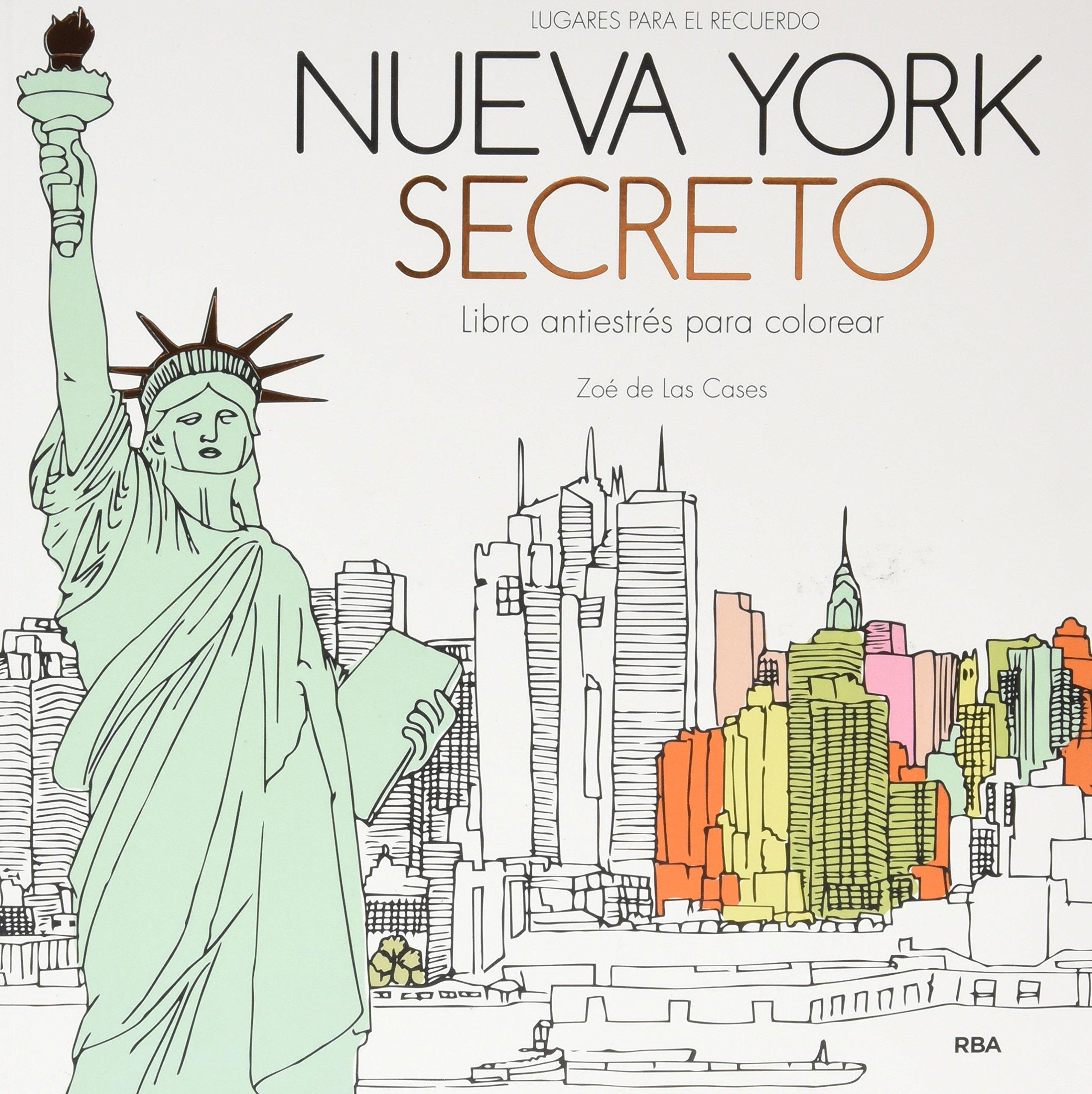 Roma secreta: Libro antiestrés para colorear PRACTICA: Amazon.es ...