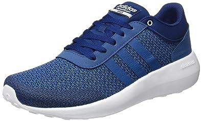 big sale bee98 47751 adidas B74720 Petite Sneakers Homme Bleu Clair 40