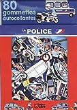 Ma Boite a Gommettes : la Police - De 3 à 5 ans