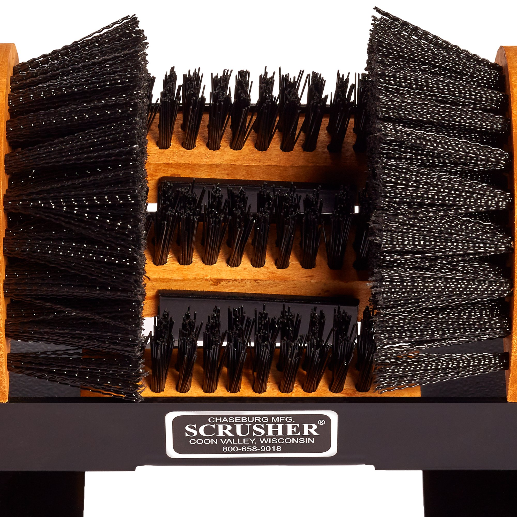 Scrusher - Deluxe Scrusher, the Original Boot and Shoe Cleaner Upgraded by Scrusher (Image #4)