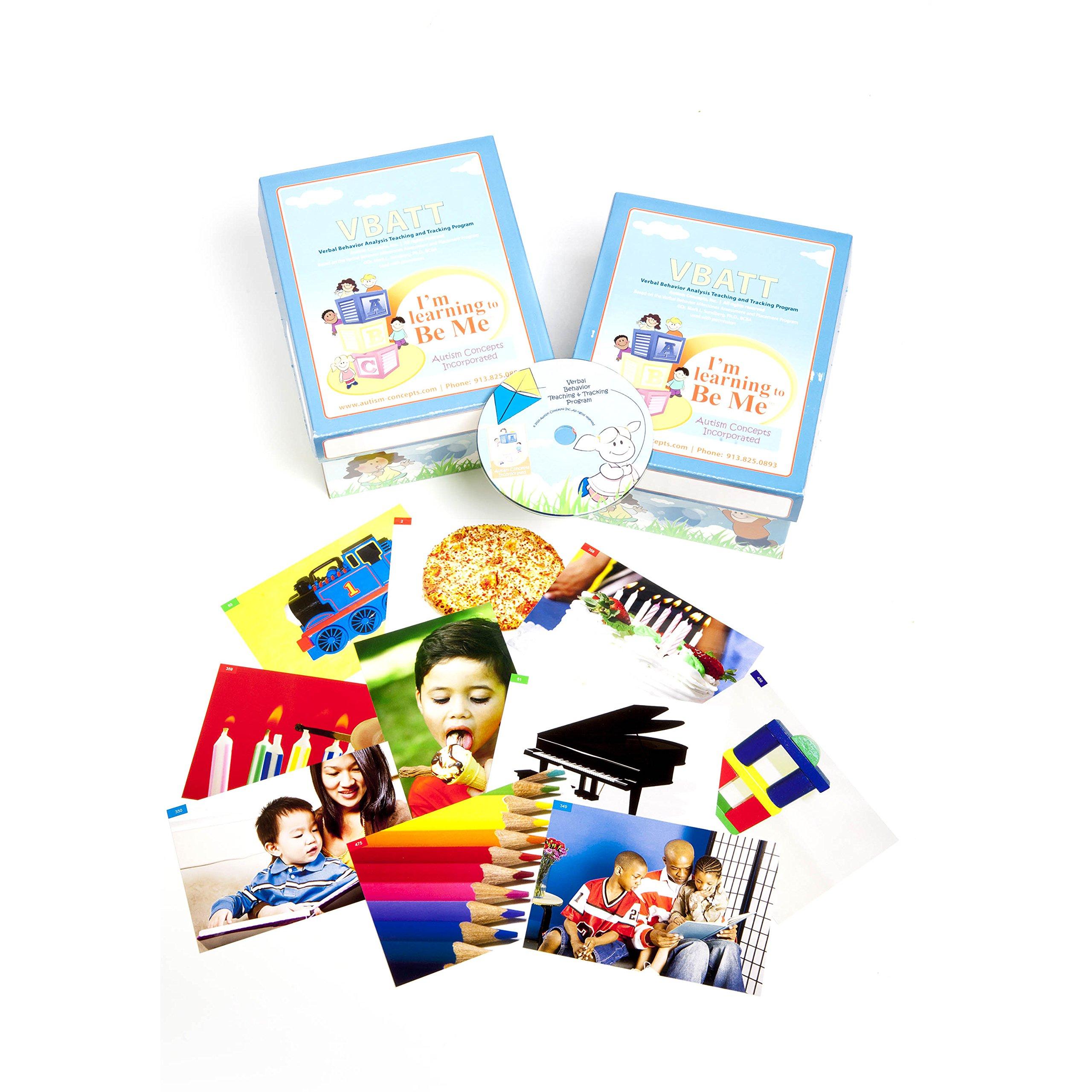 Autism Concepts, Inc. Verbal Behavior Analysis Teaching & Tracking Program: VBATT