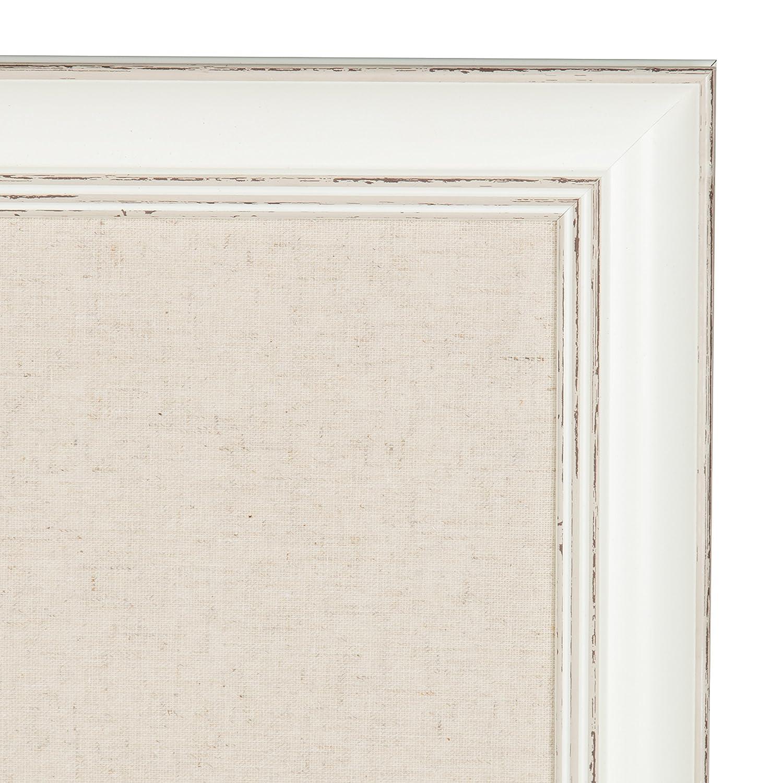 designovation Macon tela de lino enmarcado tablón: Amazon.es ...