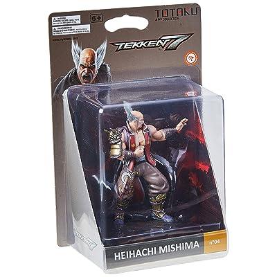 TOTAKU Heihachi Mishima Tekken 7 Figure: Toys & Games