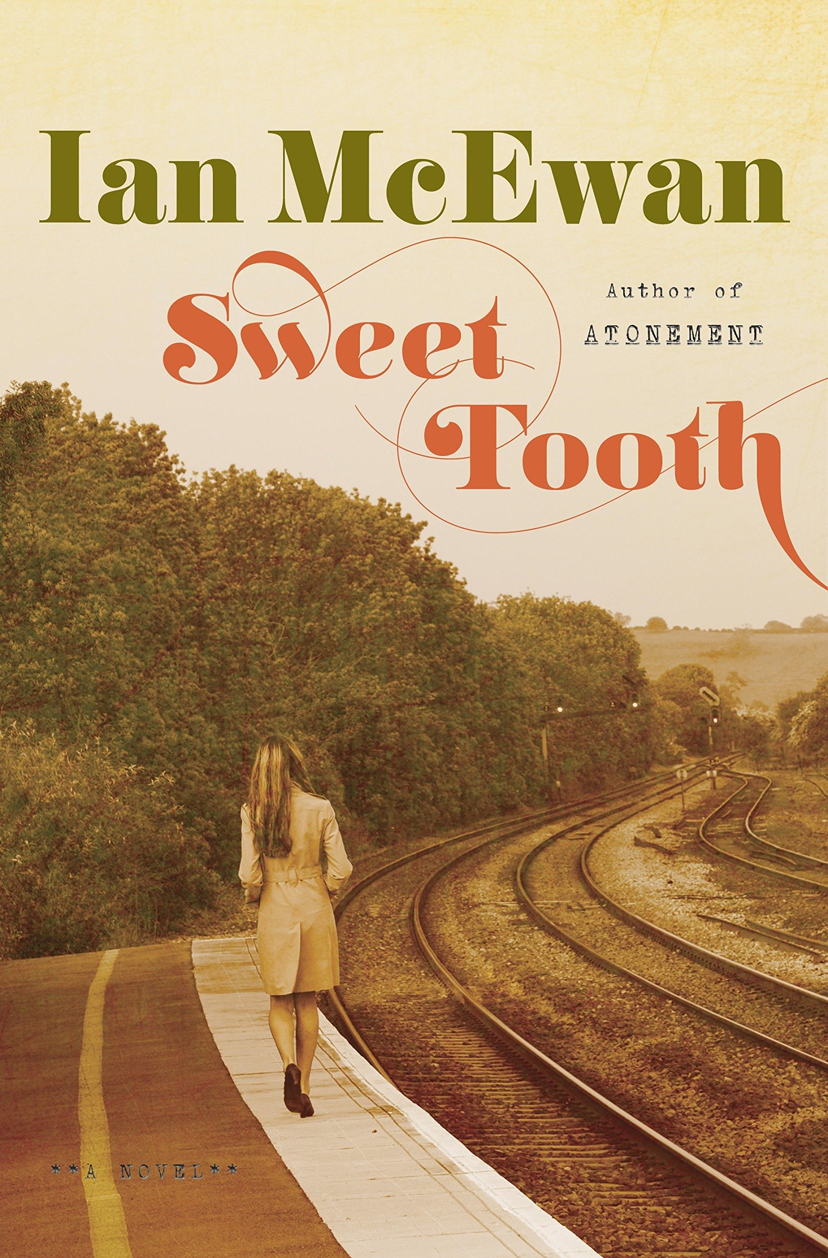 sweet tooth ian mcewan reviews