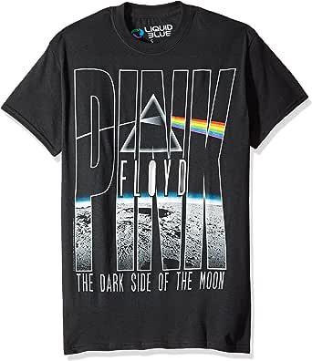Liquid Blue Men's Dark Side Orbit T-Shirt