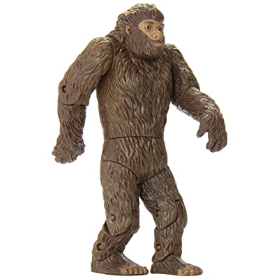 Accoutrements Bigfoot Action Figure: Toys & Games