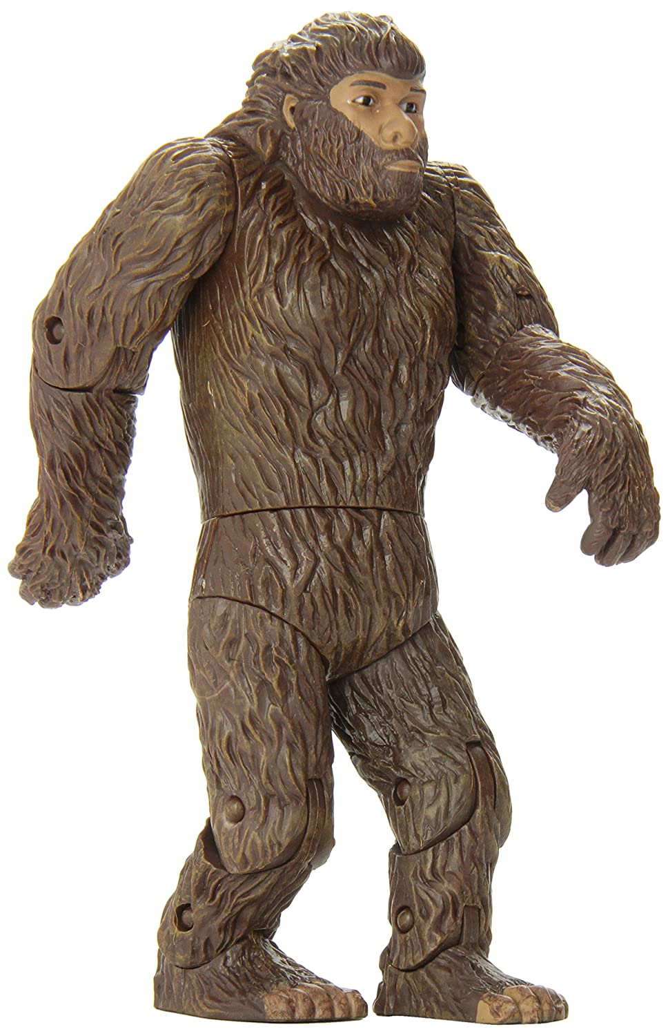 Accoutrements Bigfoot Action Figure Archie McPhee 12458