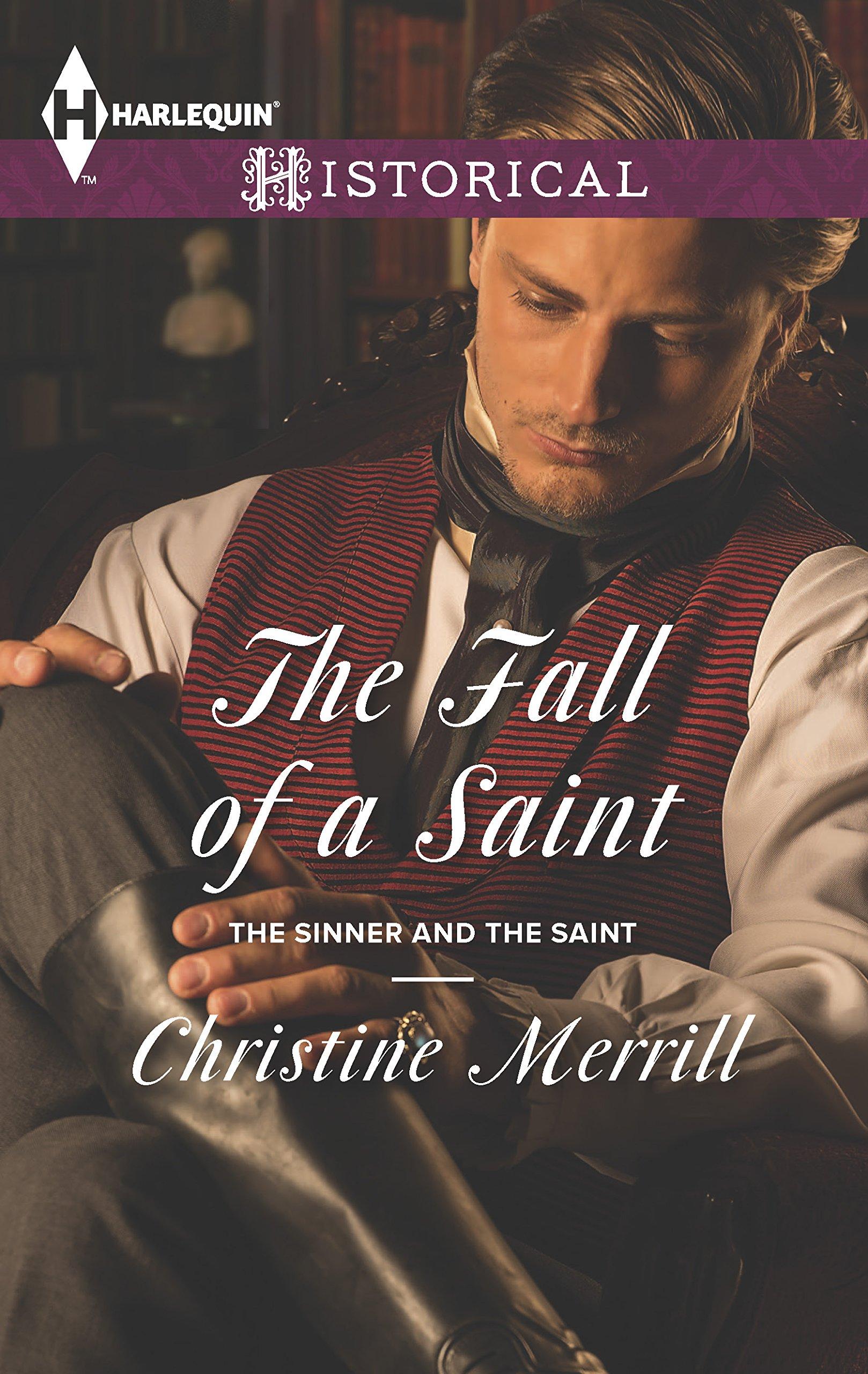 The Fall of a Saint (The Sinner and the Saint) pdf epub