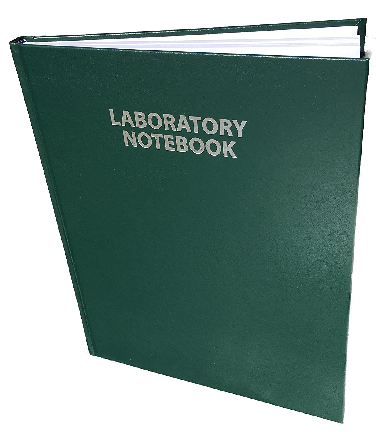 Scientific Notebook Company Laboratory Notebook Green Hardcover 2001HC Recycled paper