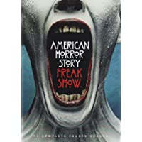 American Horror Story: The complete season 4 : Freakshow (Bilingual)