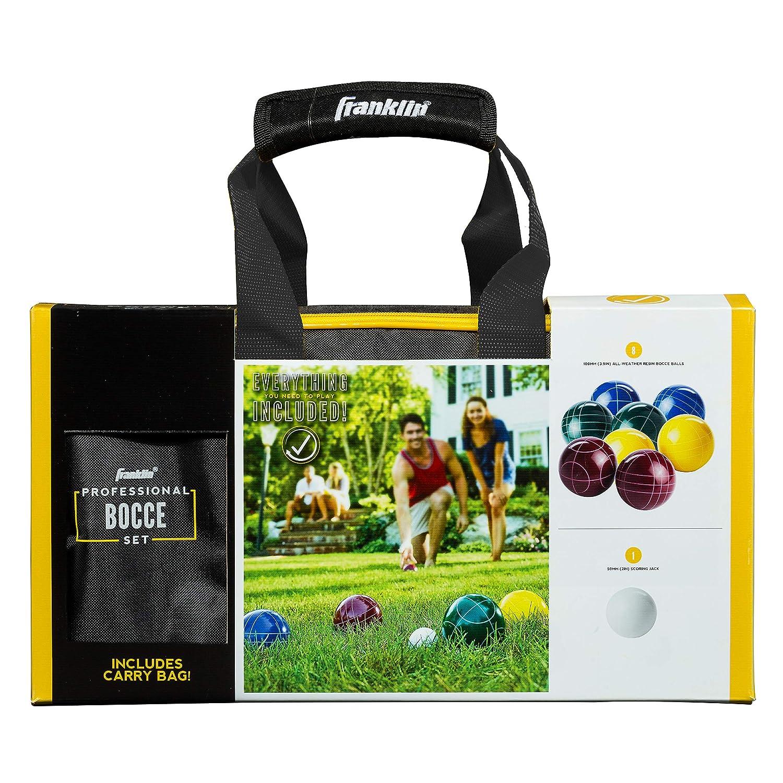 50110 Starter /& Professional Sets Inc Franklin Sports Bocce American