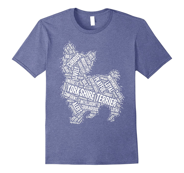 Yorkshire Terrier Dog Lover Yorkie T-Shirt-TH