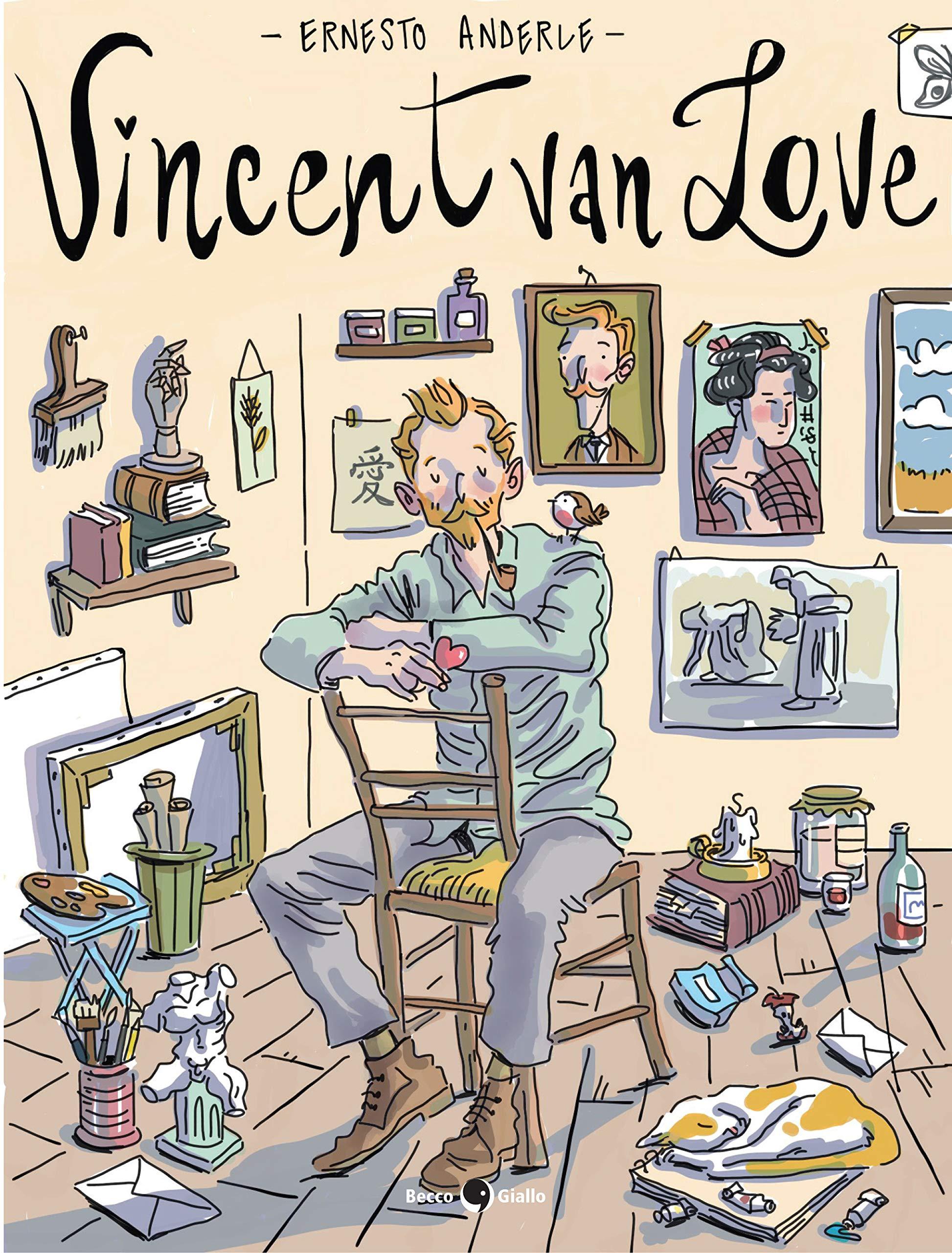 Amazon.it: Vincent van Love - Anderle, Ernesto - Libri