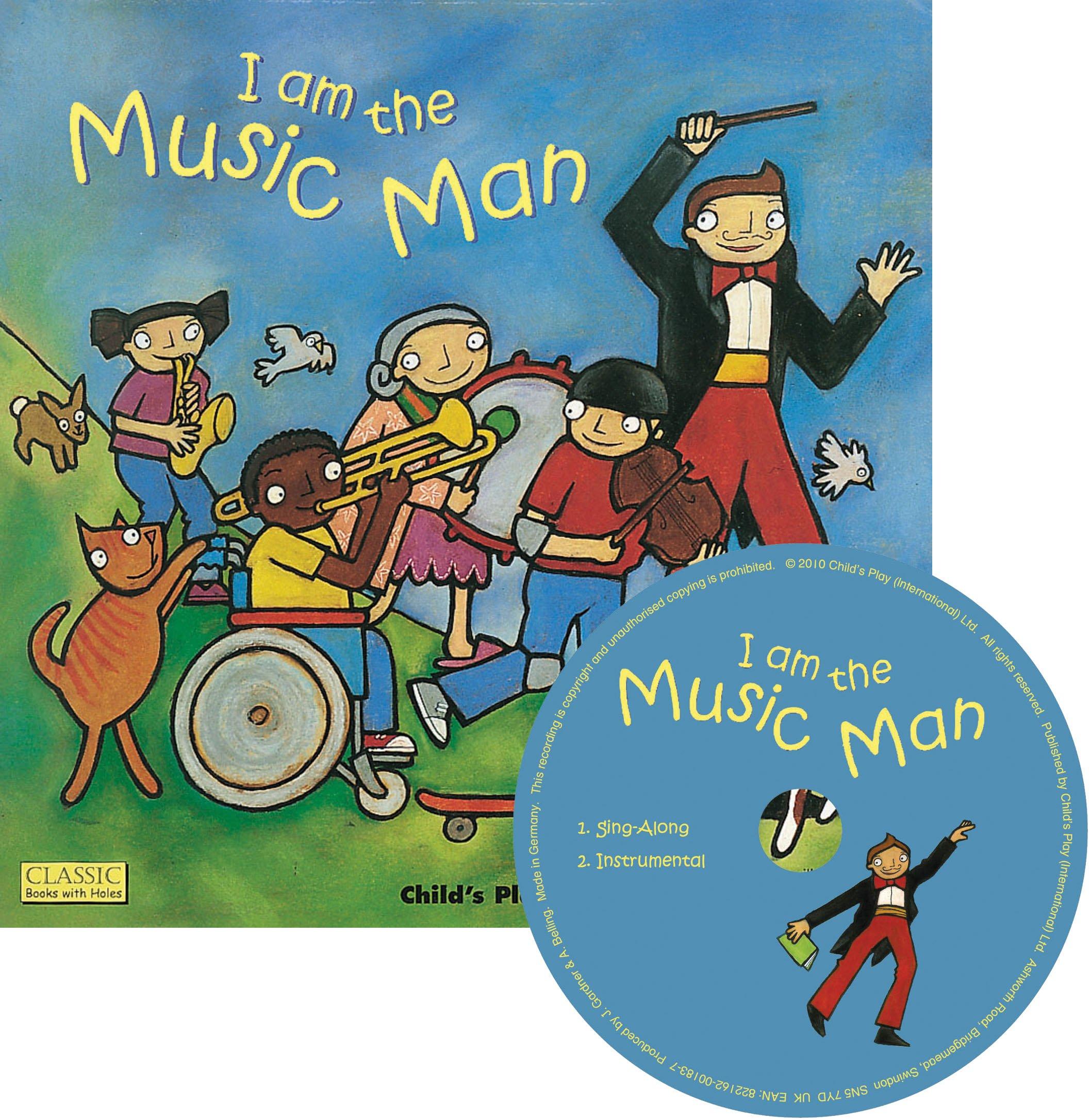 The Music Man (Classic Books with Holes) pdf epub