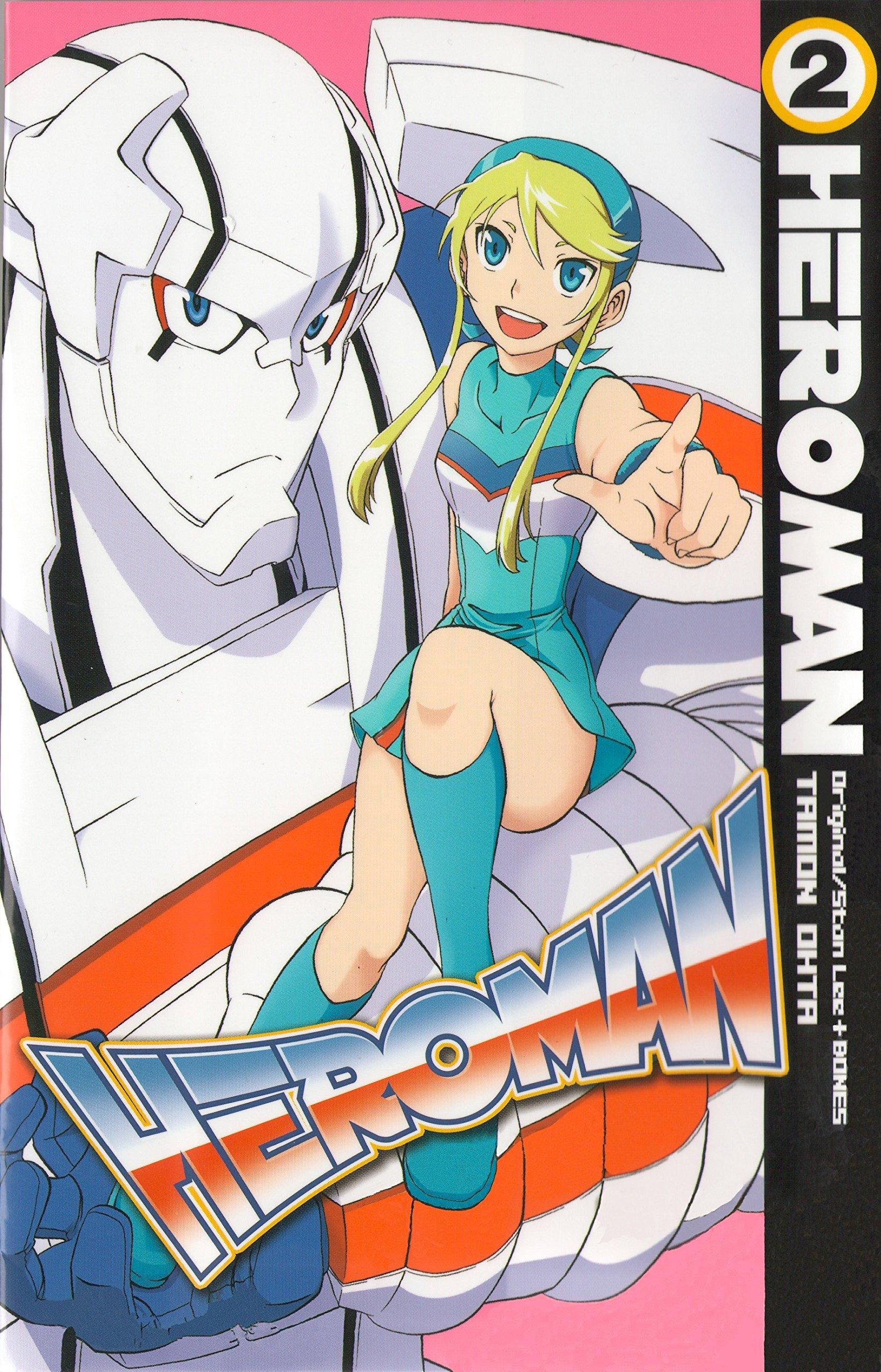 HeroMan, Volume 2 pdf