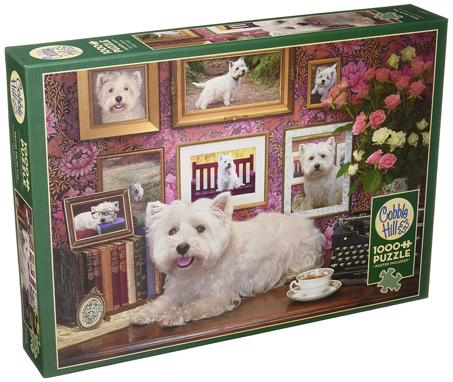 Cobblehill Puzzles 1000 Puzzles B07B4JF77Y pc - Westies Are Are My Type B07B4JF77Y, 楽器問屋:ba1062a2 --- krianta.ru