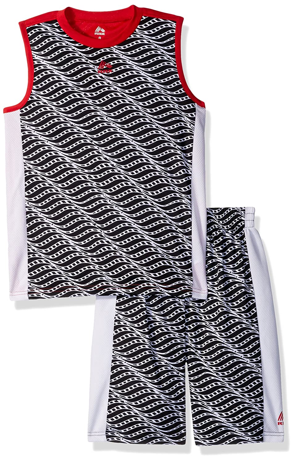 RBX Boys Tank Top and Short Set