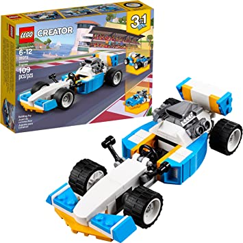 FREE SHIPPING 109 Piece LEGO Creator 3in1 Extreme Engines 31072 Building Kit