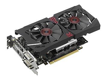 ASUS STRIX-R7370-DC2OC-4GD5-GAMING AMD Radeon R7 370 4GB - Tarjeta gráfica (Activo, AMD, Radeon R7 370, GDDR5-SDRAM, PCI Express 3.0, 2560 x 1600 ...