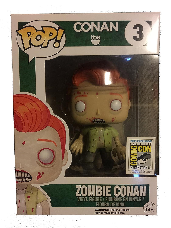 SDCC 2015 Funko Pop! Zombie Conan OBrien Vinyl Figure #3 by Pop ...