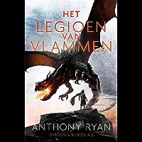 Het legioen van vlammen (Draconis Memoria Book 2)