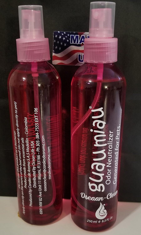 Amazon.com : Oseaan clean Pet Odor Neutralizer- GUAMIAU ...