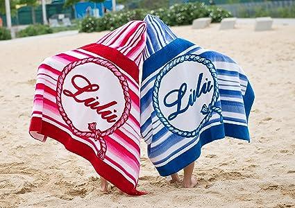 Lulu Extra Grande, Super Absorbente, de Secado rápido algodón Toalla de Playa y