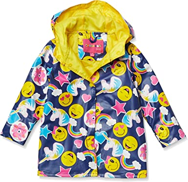 Wippette Baby Girls Water Resistant Raincoats