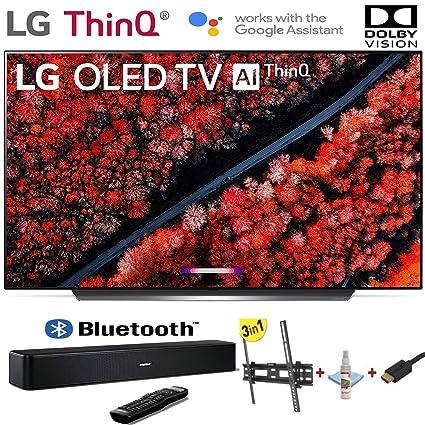 Amazon com: LG Electronics OLED65C9PUA C9 Series 65