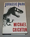 Jurassic Park by Michael Crichton(January 1, 1990) Hardcover