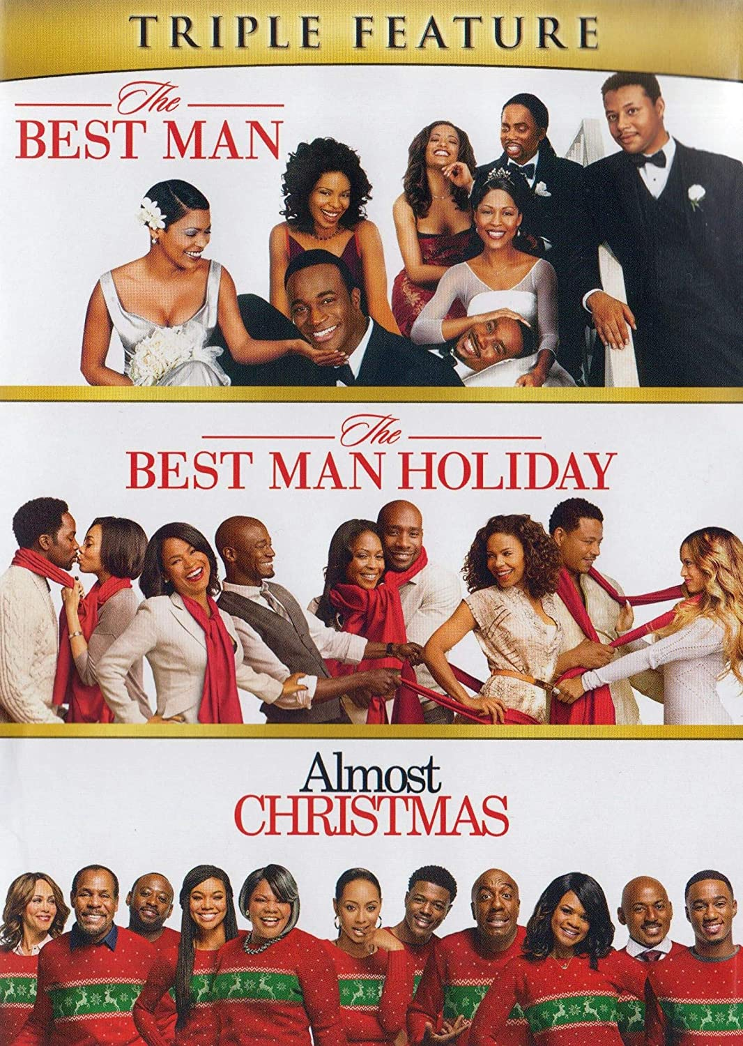 Almost Christmas Actor Omar.Amazon Com The Best Man The Best Man Holiday Almost