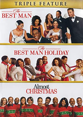 Almost Christmas Movie.Amazon Com The Best Man The Best Man Holiday Almost