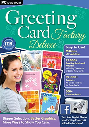 Greeting card factory v9 download amazon software greeting card factory v9 download m4hsunfo