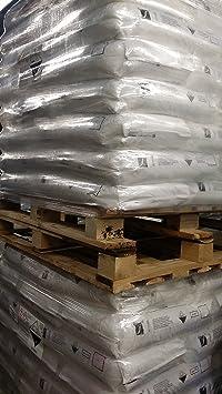 Potasa cáustica 25 kg Hidróxido de potasio KOH CASNr: 1310-58-2 jabones de Kali cobertizo duro de tela de 25 kg: Amazon.es: Hogar
