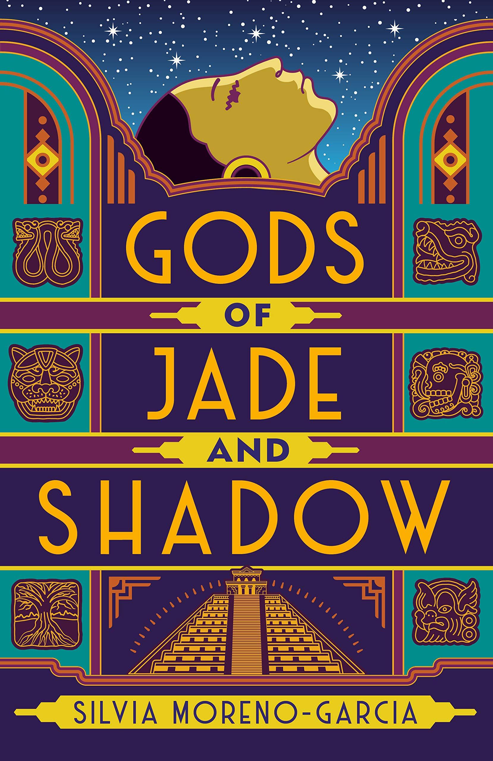 Gods of Jade and Shadow: Moreno-Garcia, Silvia: 9780525620754: Amazon.com:  Books