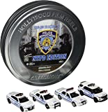 GreenLight 1:64 Scale Hollywood Film Reels Series 5 - NYPD Behind the Scenes Movie Set (Item 59050-B)