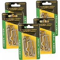 Zareba PA2TS-Z Poly Tape Splicer, 5 Packs