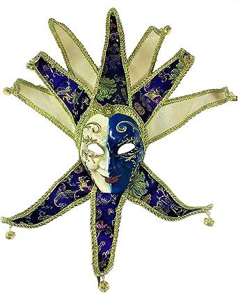 LBA Máscara Veneciana. Accesorio de disfraz o decoración. Varios ...