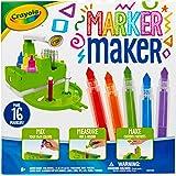 Crayola Marker Maker, DIY Craft Kit, Gift for Kids, 7, 8, 9, 10