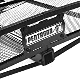 Pentagon Tools Trailer Hitch Hauler Rack for