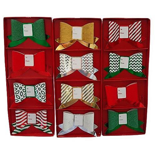 foil gift tags amazon com