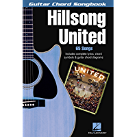 Hillsong United Songbook: Guitar Chord Songbook (Guitar Chord Songbooks) book cover