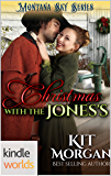 Montana Sky: Christmas with the Jones's (Kindle Worlds Novella) (The Jones's of Morgan's Crossing Book 5)