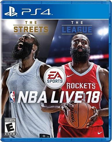 Electronic Arts NBA Live 18 XBONE Básico Xbox One Inglés vídeo - Juego (Xbox One, Deportes, Modo multijugador, E (para todos)): Amazon.es: Videojuegos