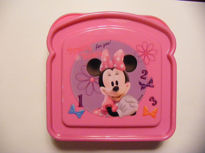 輝い Minnie B00CRTCZ78 Bread Shaped Bread Container Container by Zak Designs B00CRTCZ78, キタクワダグン:d4ae45da --- a0267596.xsph.ru