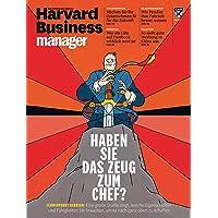 Harvard Business Manager 7/2017: Haben Sie das Zeug zum Chef?