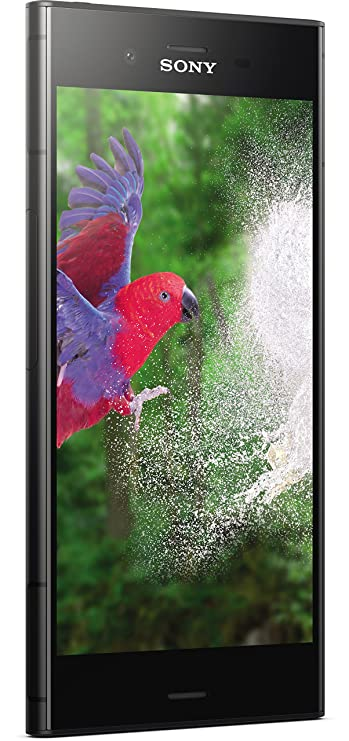 Sony Xperia XZ1 Smartphone (13,2 cm (5,2 Zoll) Triluminos Display, 19MP Kamera, 64GB Speicher, Android) Schwarz - Deutsche Ve