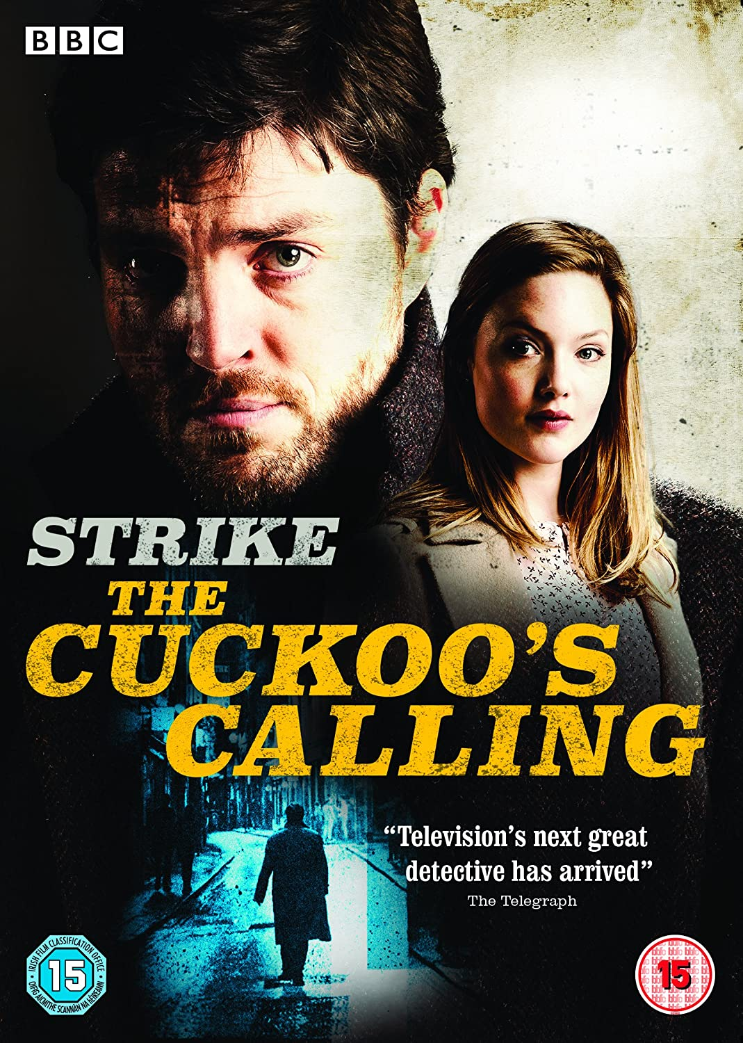 The Cormoran Strike Mysteries : The Cuckoo's Calling BBC 2017 - Page 2 91n1wXkvvYL._SL1500_