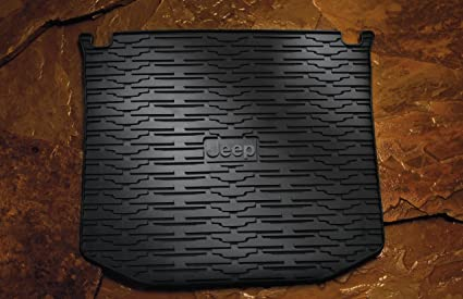 2011 2012 Jeep Grand Cherokee Cargo Mat Tray Liner U0026 Floor Slush Mats Mopar  4pc